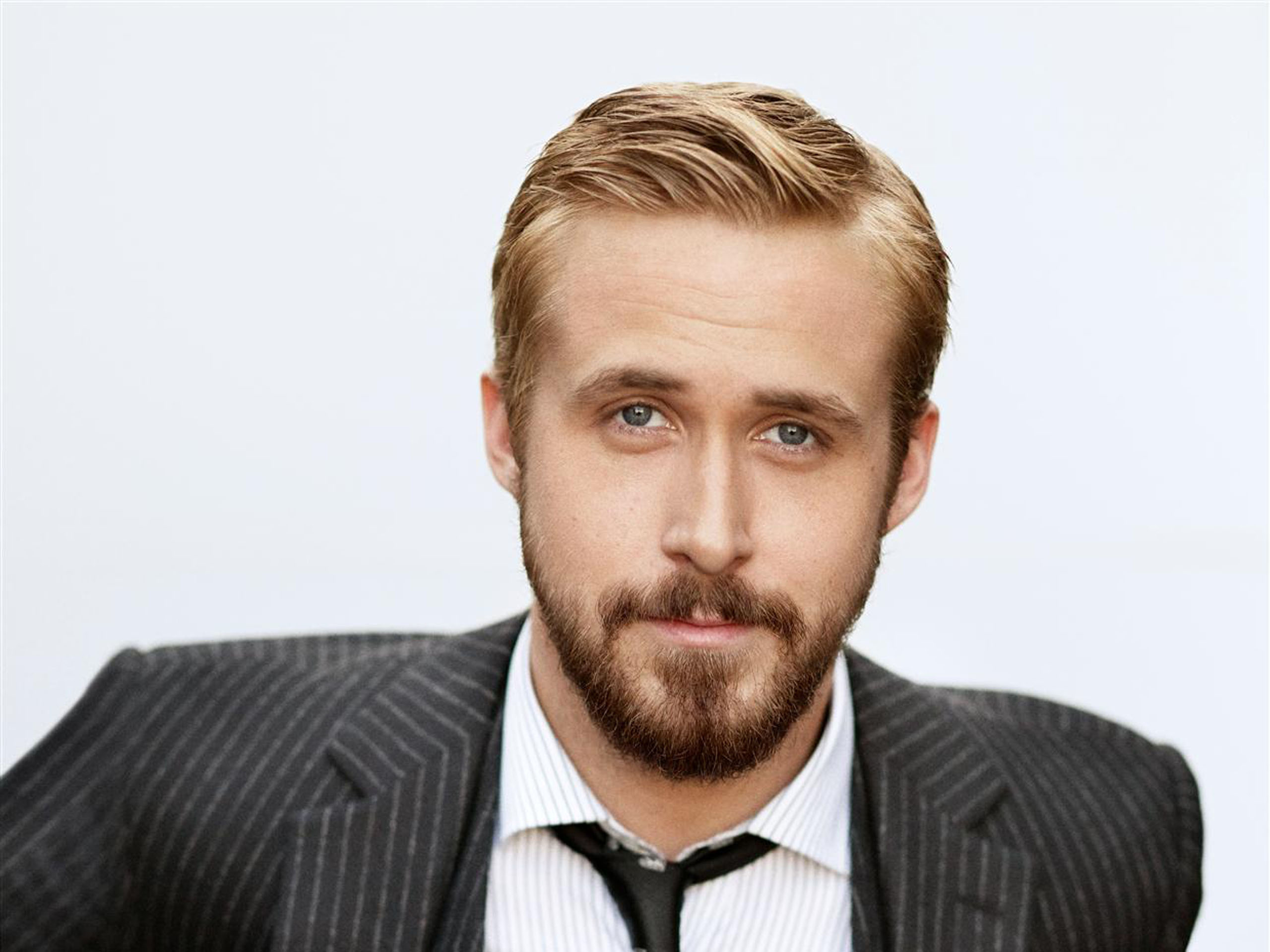 Ryan Gosling facial hair