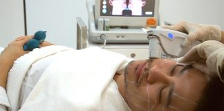 Dr Siew Tuck Wah DOes Ultherapy