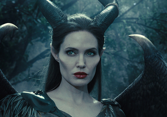 Maleficient Cheekbones fillers gone wrong