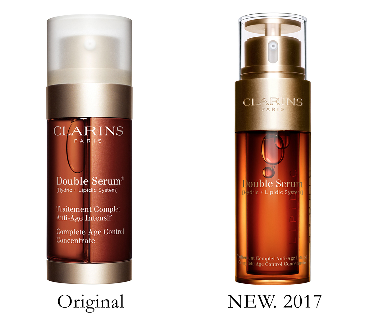 NEW Clarins Double Serum 2017 review Dr Siew