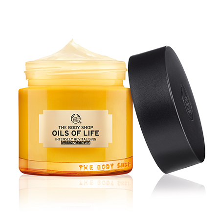 OILS OF LIFE™ INTENSELY REVITALISING SLEEPING CREAM_review