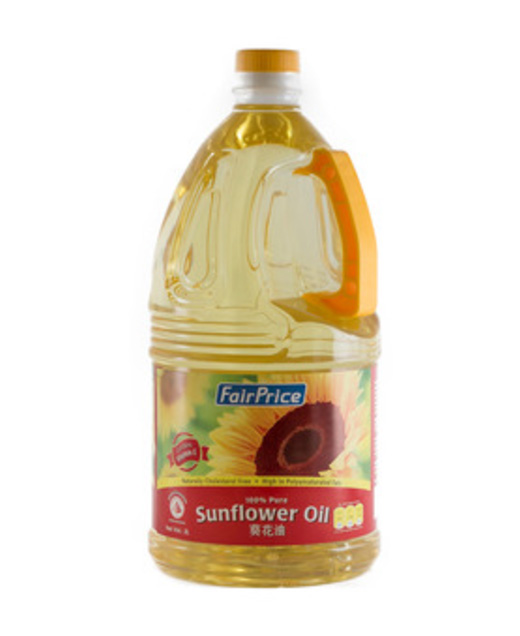 Sunflower Oil Dr Siew