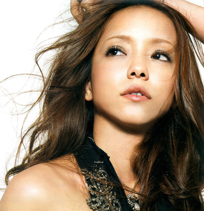Namie-forehead perfect