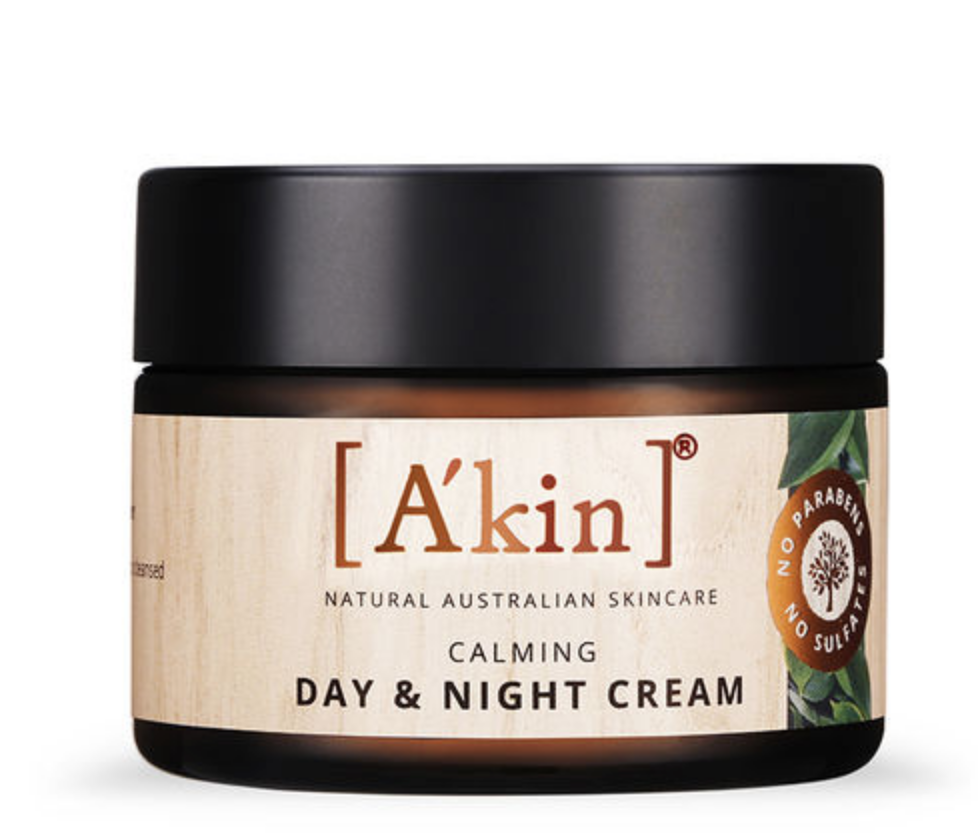 A'kin Calming Day and Night Cream Dr siew review