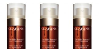 Clarins Double-Serum review