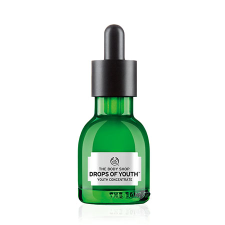 Body Shop Drops of Youth Concentrate review