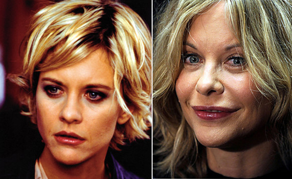 Meg Ryan Pillow Face