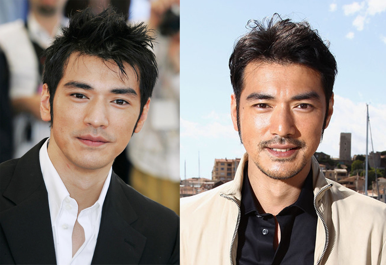 Takeshi Kaneshiro - looking better with age