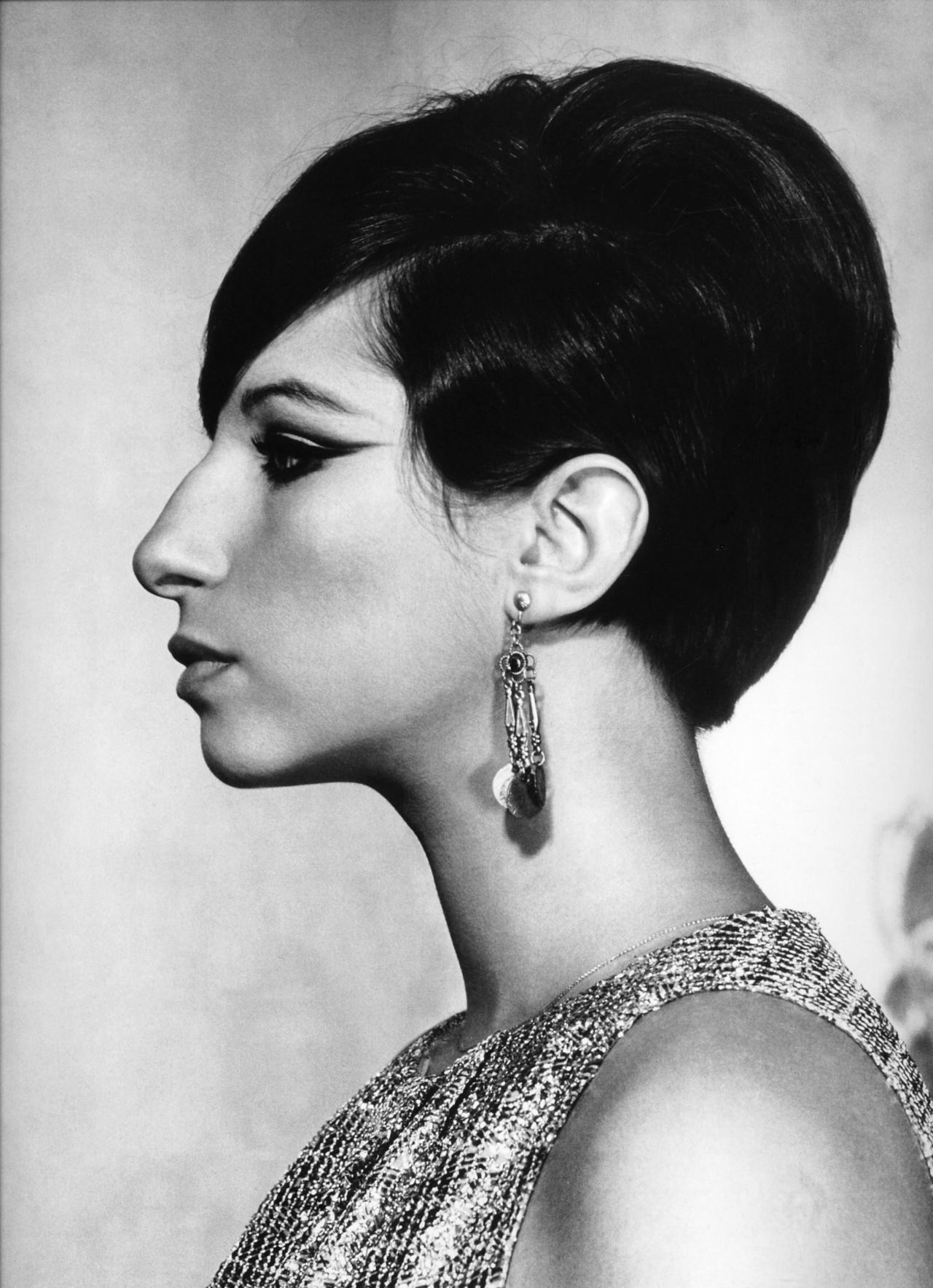 barbra streisand nose