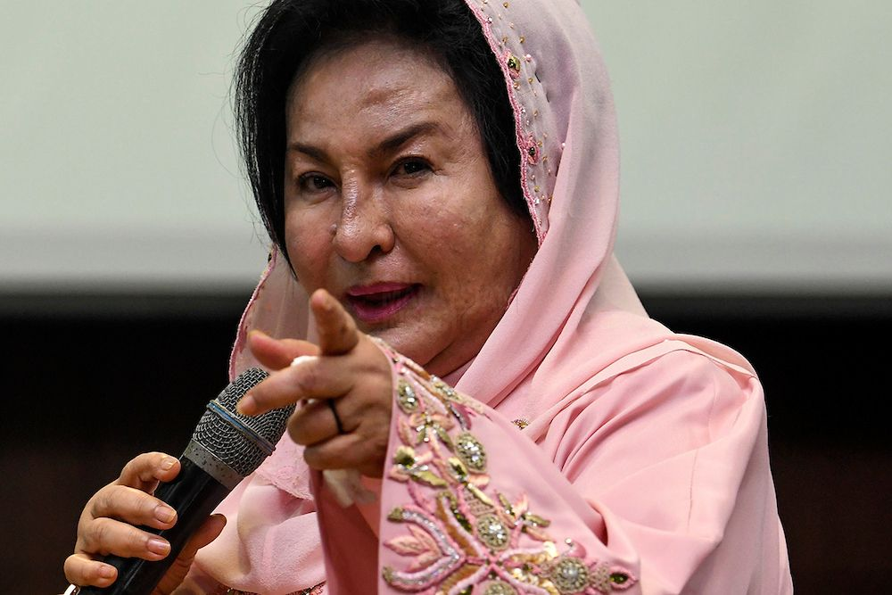 Rosmah Bad Plastic Surgery